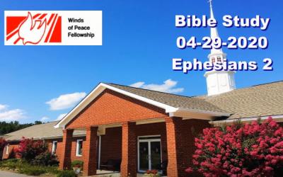Saved By Grace – Bible Study