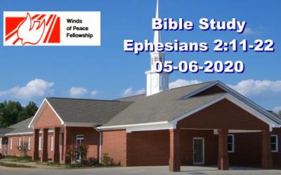BIble Study from Ephesians 2 | WOP Church Online