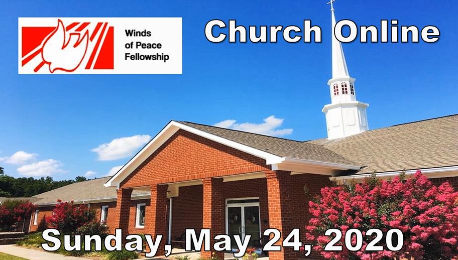 WOP Church Online | Sunday May 24, 2020