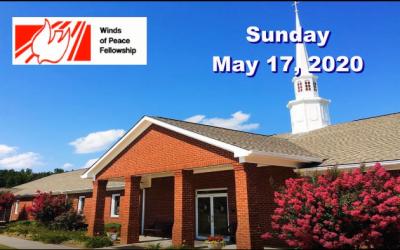 WOP Church Online Sunday, May 17, 2020