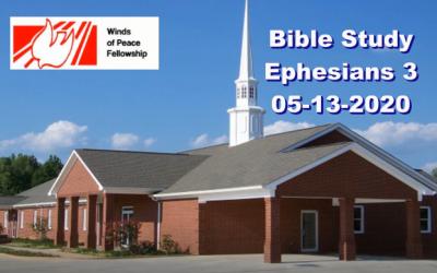 WOP Church Online | Ephesians 3:1-14