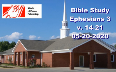 WOP Church Online | Ephesians 3:14-21